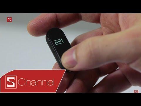 """Schannel - 5 điểm nâng cấp """"toả sáng"""" của Xiaomi Mi Band 2"""