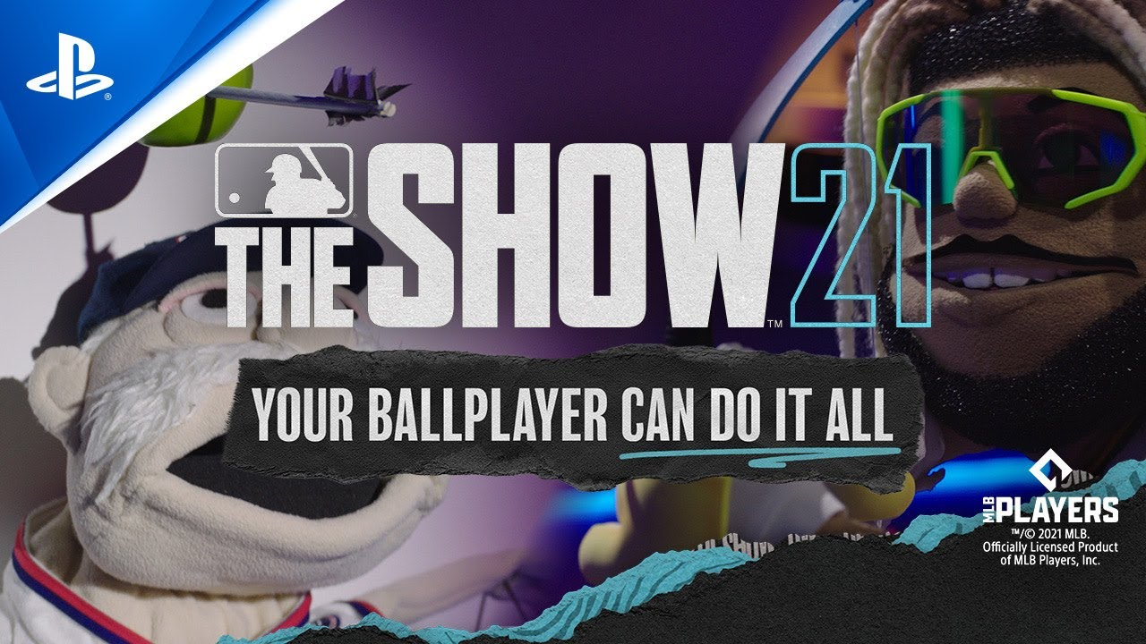 MLB The Show 21 - Your Ballplayer can do it all with Coach and Fernando Tatis Jr. | PS5, PS4