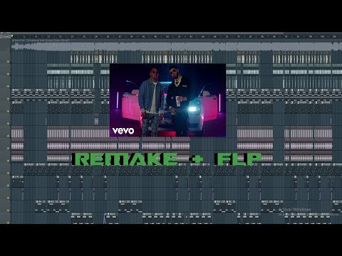anuel ft ozuna - Brindemos Remake Instrumental + FLP - YouTube