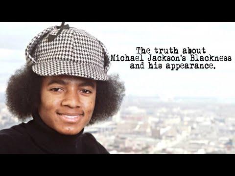 Michael Jackson's Blackness