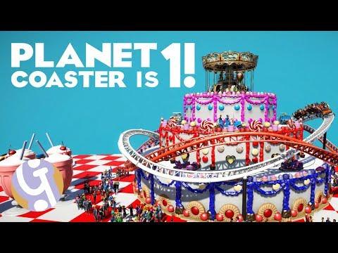Happy Birthday, Planet Coaster