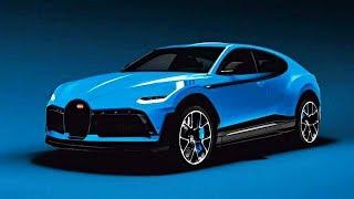 Kolejny SUV, tym razem Bugatti, obraza Forda Mustanga, limitowana C-HR - #195 NaPoboczu