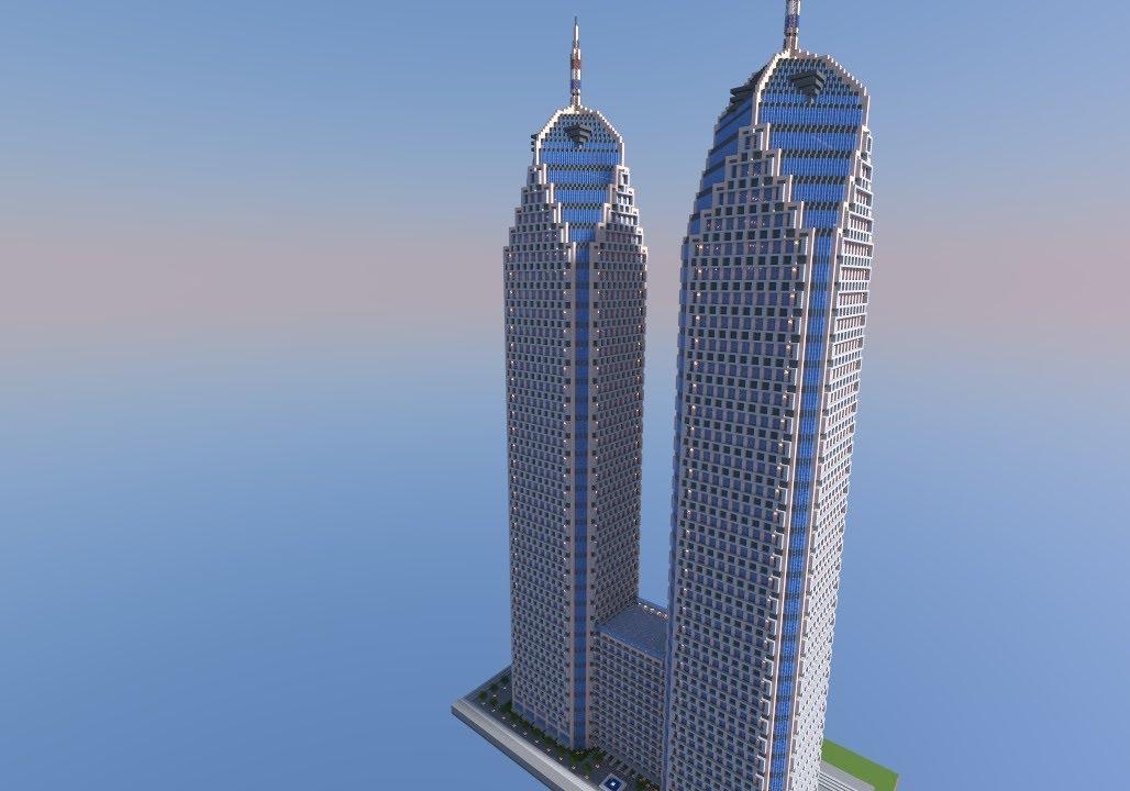 Skyscraper Timelapse 2