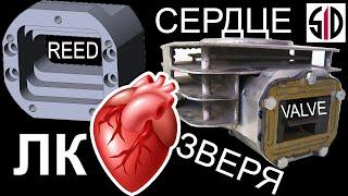 Лепестковый клапан KTM на Минск ММВЗ. Фрезеровка корпуса [EN] Reed valve housing