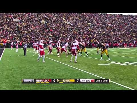 Nebraska at Iowa Football November 28th, 2014 (Alex Zastera - Color Commentary)