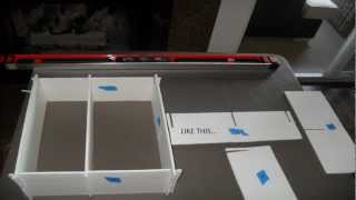diy how to make custom drawer dividers for 1