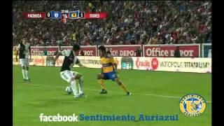 Pachuca vs Tigres 0-1 Cuartos de Final IDA Liguilla 2011 [20-11-11]