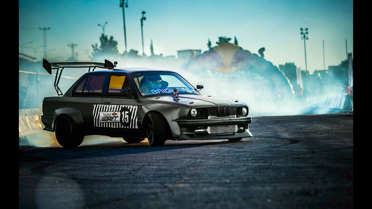 Bmw Car Pc Wallpapers Burning Rubber With Jordan S Best Drift Racers Red Bull