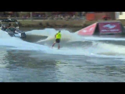 MOOMBA MASTERS 2016   PART THREE   JUMP AND WAKEBOARD