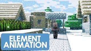 Weihnachten Mit Den Dorfbewohnern 2 (Minecraft Animation)