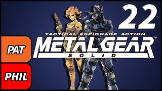 Metal Gear Solid - PART 22: Insert Disc 2 - A Bunch of Jerks