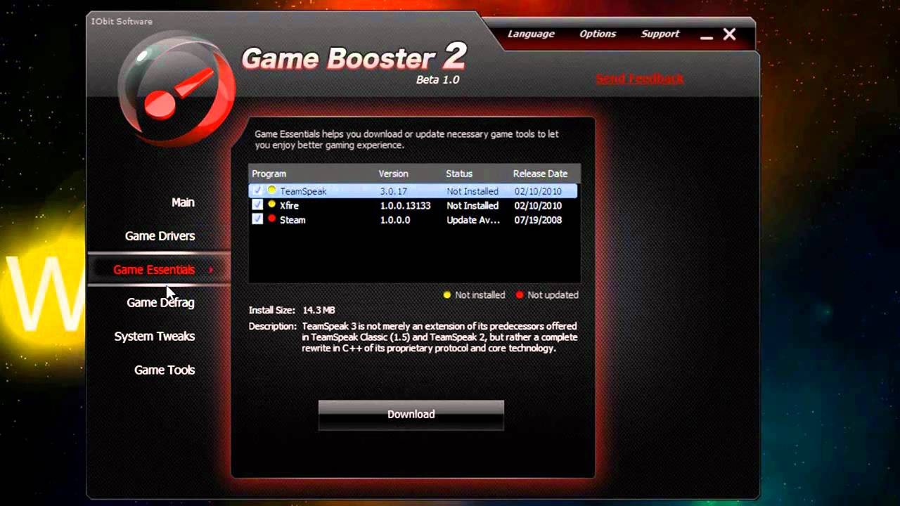Game booster beta 2 video slot machine online