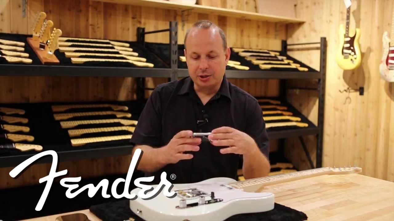 Fender Custom Shop RSD Telecaster Bridge | Fender