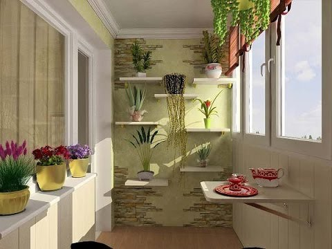 Dizajn Interera Balkon 2018 Interior Design Balcony Balkon