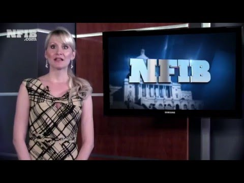 NFIB to Congress: Tax Code Smothering Growth   NFIB's Week In Small Business