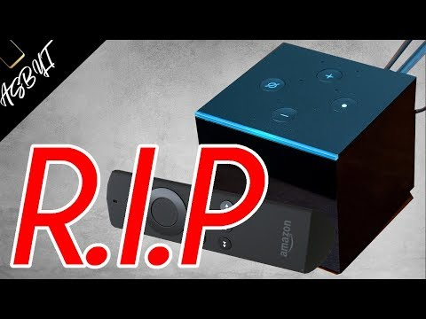 Amazon Fire TV CUBE Is DEAD Already! (2018)