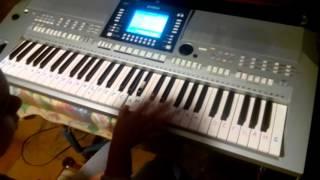 Lambada (Piano), (Klavesy) , ako na to bez not - Yamaha PSR-S710