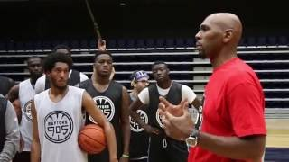 Behind The Scenes At Raptors 905 Open Tryout