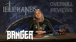 IDLE HANDS - MANA Album Review | Overkill Reviews