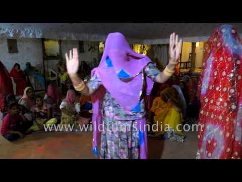 A woman in Bhav