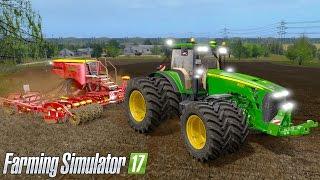 "[""farming simulator 2017"", ""fs17"", ""jd"", ""john deere 8r"", ""john deere 8530"", ""mods"", ""väderstad"", ""vaderstad rapid a 600s"", ""seeder"", ""baldeykino map"", ""realisitc mud"", ""mud"", ""gameplay""]"