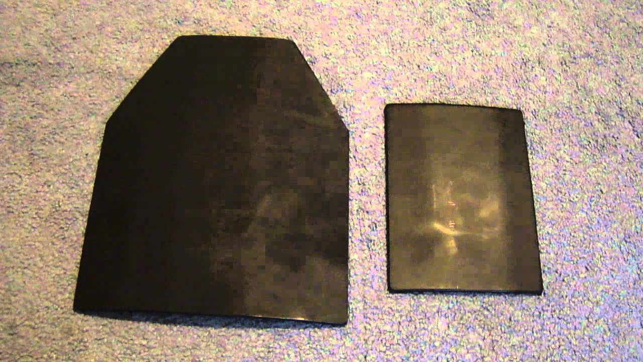 Cheap Armor Plates With Superior Protection Youtube