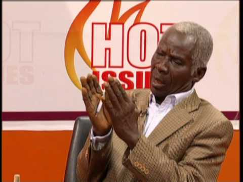 Hot Issues with Brig.  Gen  J.  Nunoo Mensah -11/2/2017