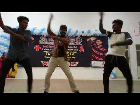 Rio dance performance in kalasalingam university