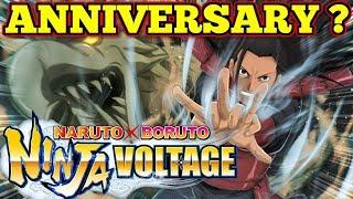 """EXTRAVAGANT"" Anniversary?  - Naruto x Boruto Ninja Voltage"