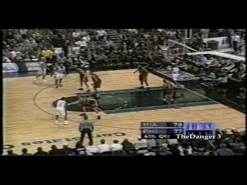 Miami Heat vs Philadelphia 76ers Allen Iverson Rookie Of The Month