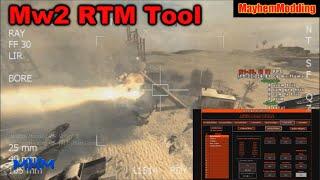 Mw2 MayhemModding's RTM Tool [Jailbreak Only]
