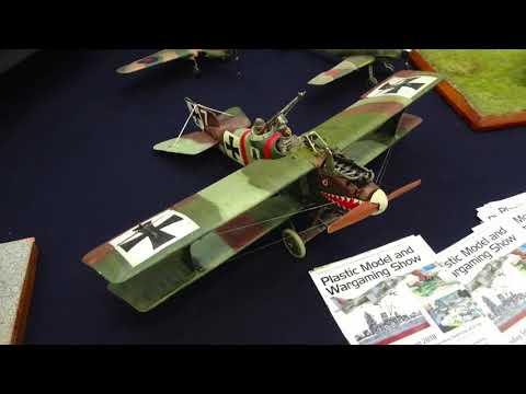 RAF Cosford Model Show April 2018