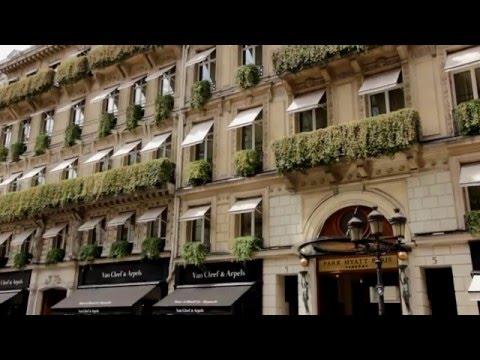 France, Paris: Park Hyatt Vendome Hotel