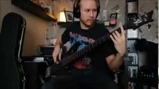 The Black Dahlia Murder - Into The Everblack Bass Cover