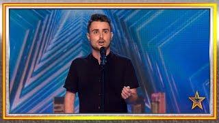 Dejó de cantar y el jurado le ha devuelto la fe en él mismo | Audiciones 3 | Got Talent España 2019