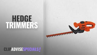 10 Best Hedge Trimmers [2018 Best Sellers] | Outdoor Power Tools
