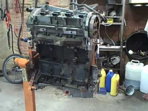 audi a4 1 8t awm engine build time lapse youtube. Black Bedroom Furniture Sets. Home Design Ideas