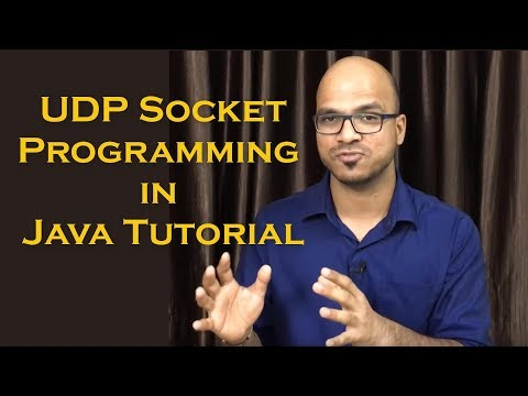 UDP Socket Programming in Java Tutorial