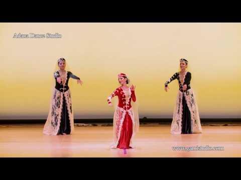 Uzundara Adana Dance Armenian Bride Dance