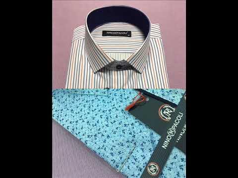 Мужские рубашки оптом. Рубашки мужские с коротким рукавом. Как купить турецкие рубашки в Москве.
