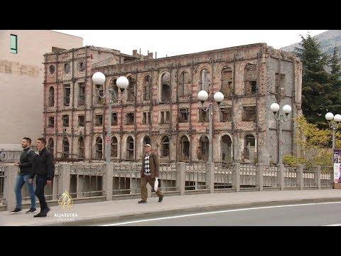 Država nijemo posmatra ruinu najstarijeg mostarskog hotela