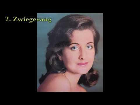 Montserrat Alavedra, soprano:  Louis Spohr, Sechs Deutsche Lieder
