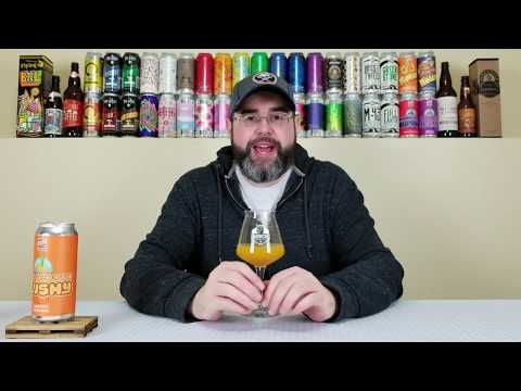 Slushy (Mango Passion Fruit) | 450 North Brewing Company | Beer Review | #280