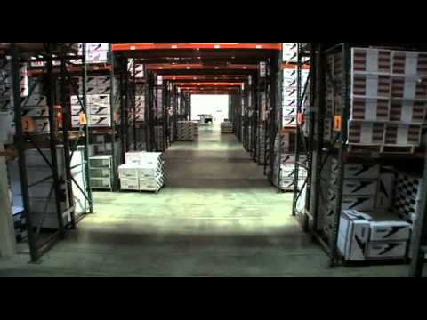 TSW Alloy Wheels - Warehouse Tour