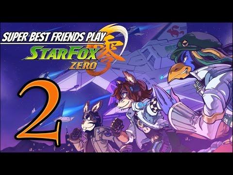 Best Friends Play Star Fox Zero (Part 2)