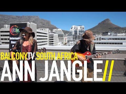 ANN JANGLE - NOTHING LEFT (BalconyTV)