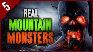 5 REAL Mountain Monster Sightings 2018 | Darkness Prevails Podcast