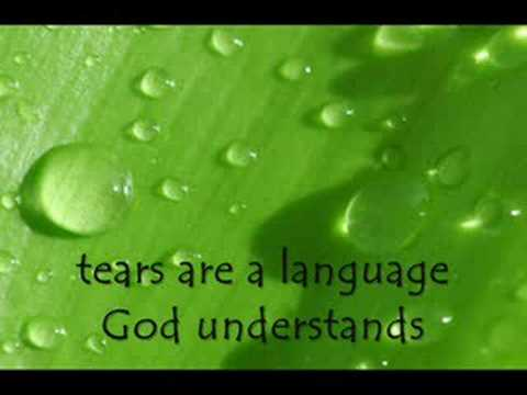 Tears are a Language God Understands - Heritage Singers