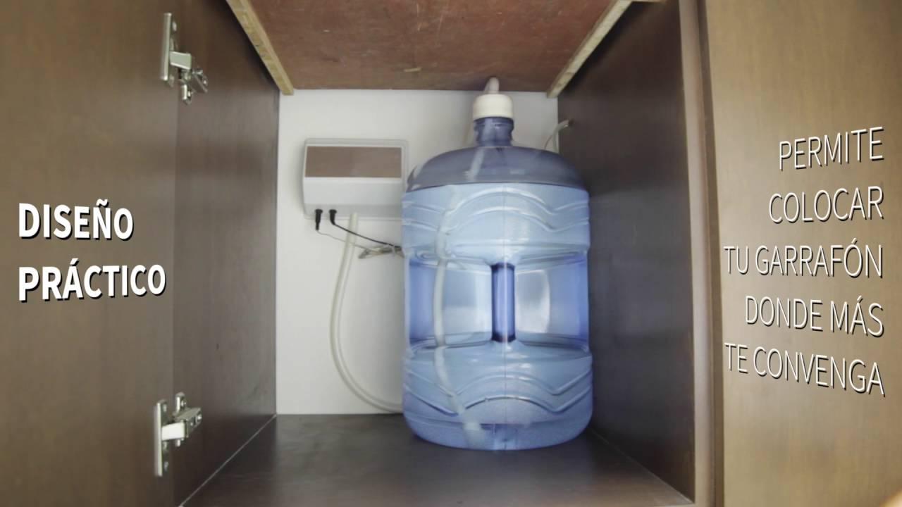 Dispensador Eléctrico de Agua para Tarja de Cocina - Modelo SWD ...