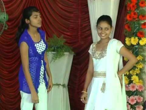 Srigayatri Academy - top junior colleges in hyderabad - Chintal dayscholar 2015 - GROUP DANCE